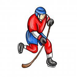 хоккеиста