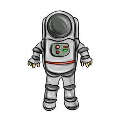 космонавта