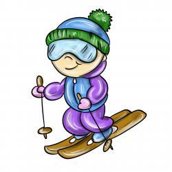 лыжника