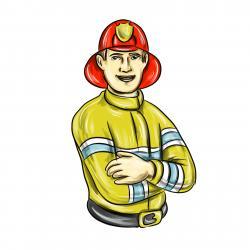 Фото пожарного