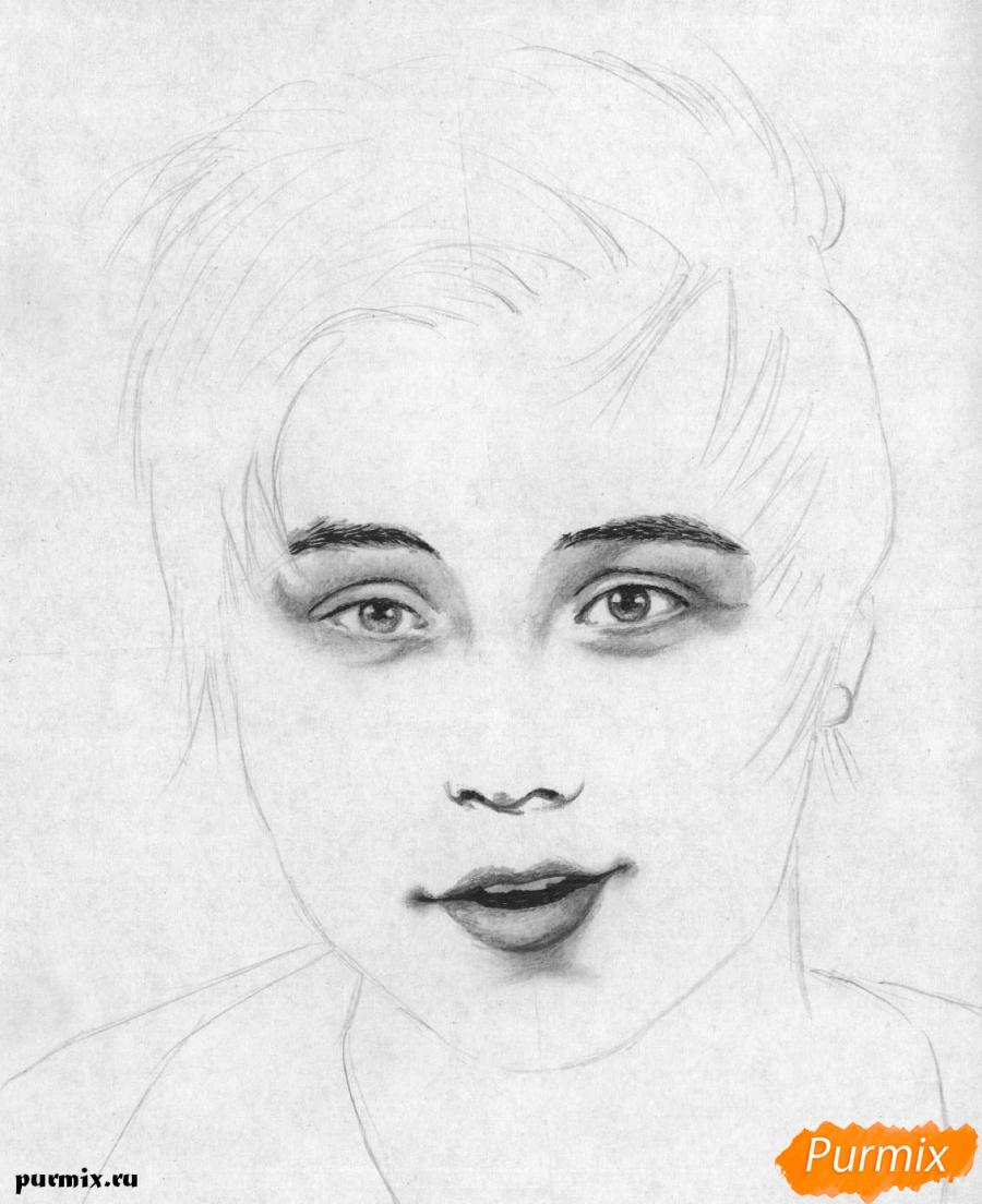 Рисунки ивангай карандашом