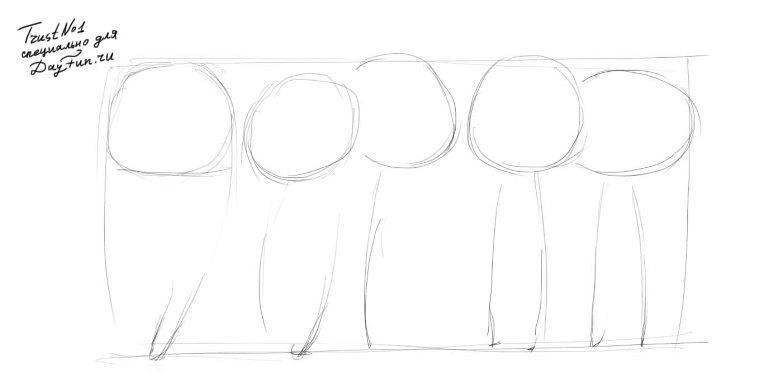 kak_narisovat_chibi_devochek_karandashom_pojetapno-1 Как нарисовать милую чиби девочку карандашом поэтапно