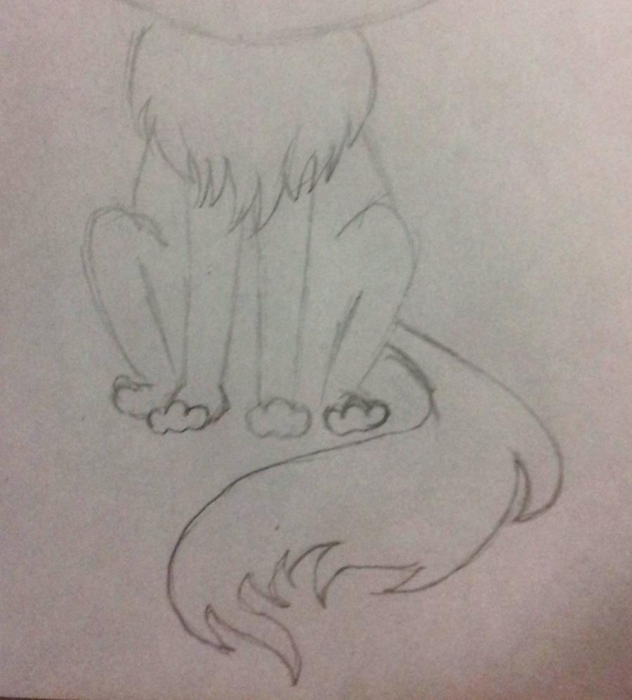 kak_narisovat_multyashnogo_kotika_detyam_pojetapno-4 Как нарисовать котенка с милыми глазками поэтапно карандашом для детей и начинающих? Как нарисовать котенка аниме, вислоухого, сиамского, спящего?