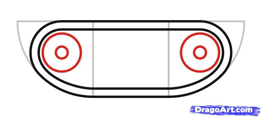 Как просто нарисовать танк ребенку - шаг 4