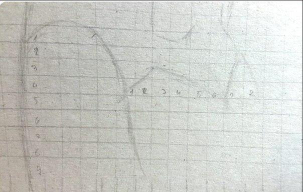 Рисуем фею Динь-Динь карандашами - шаг 4