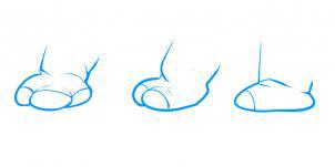 Рисуем носорога - шаг 2