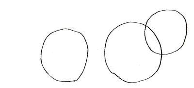 Как просто нарисовать льва - шаг 1