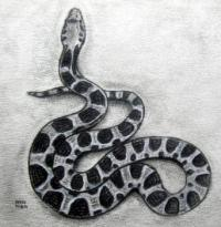Фото реалистичного Змея