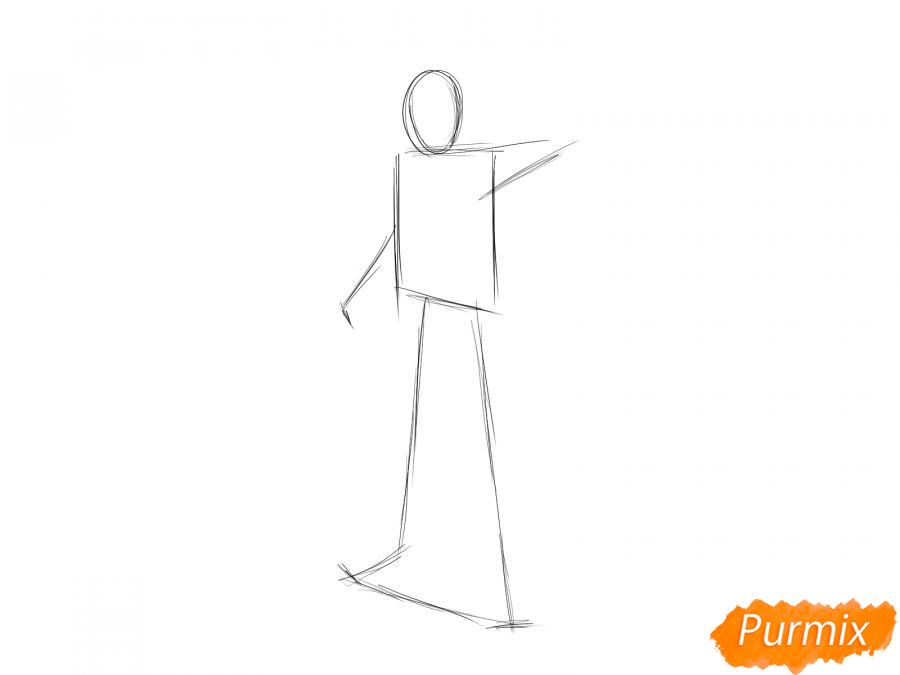 Рисуем Тора - шаг 1