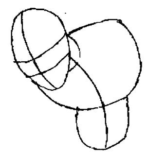 Рисуем человека паука для начинающих - шаг 2