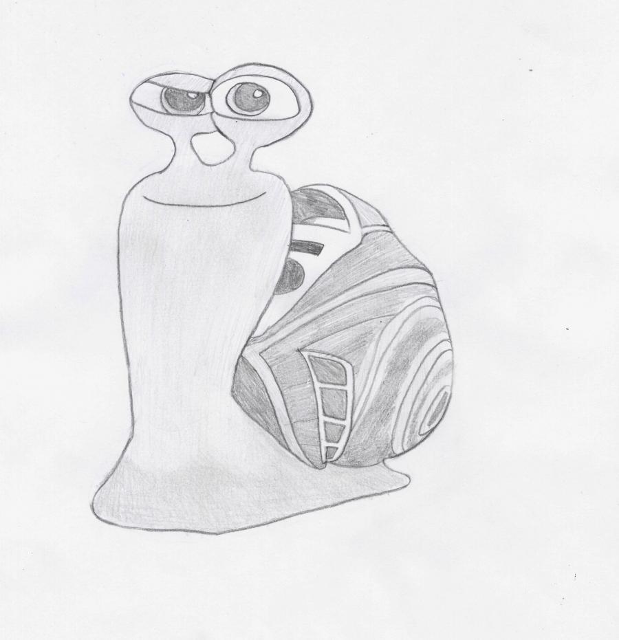 Рисуем Турбо легко - шаг 6