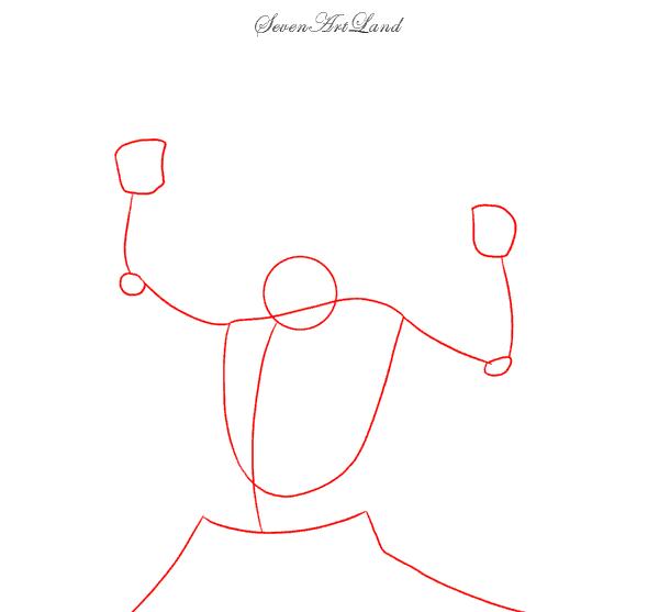 Рисуем Падшего Ангела