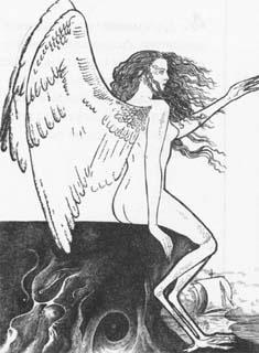 Рисуем Сирену