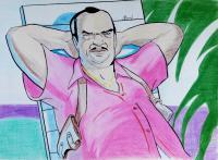 Рикардо Диаза из игры GTA: Vice Sity