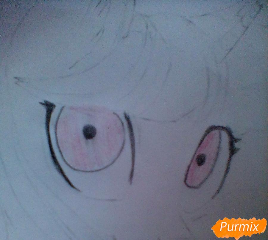 Рисуем и раскрасить Twilight Sparkle - шаг 8