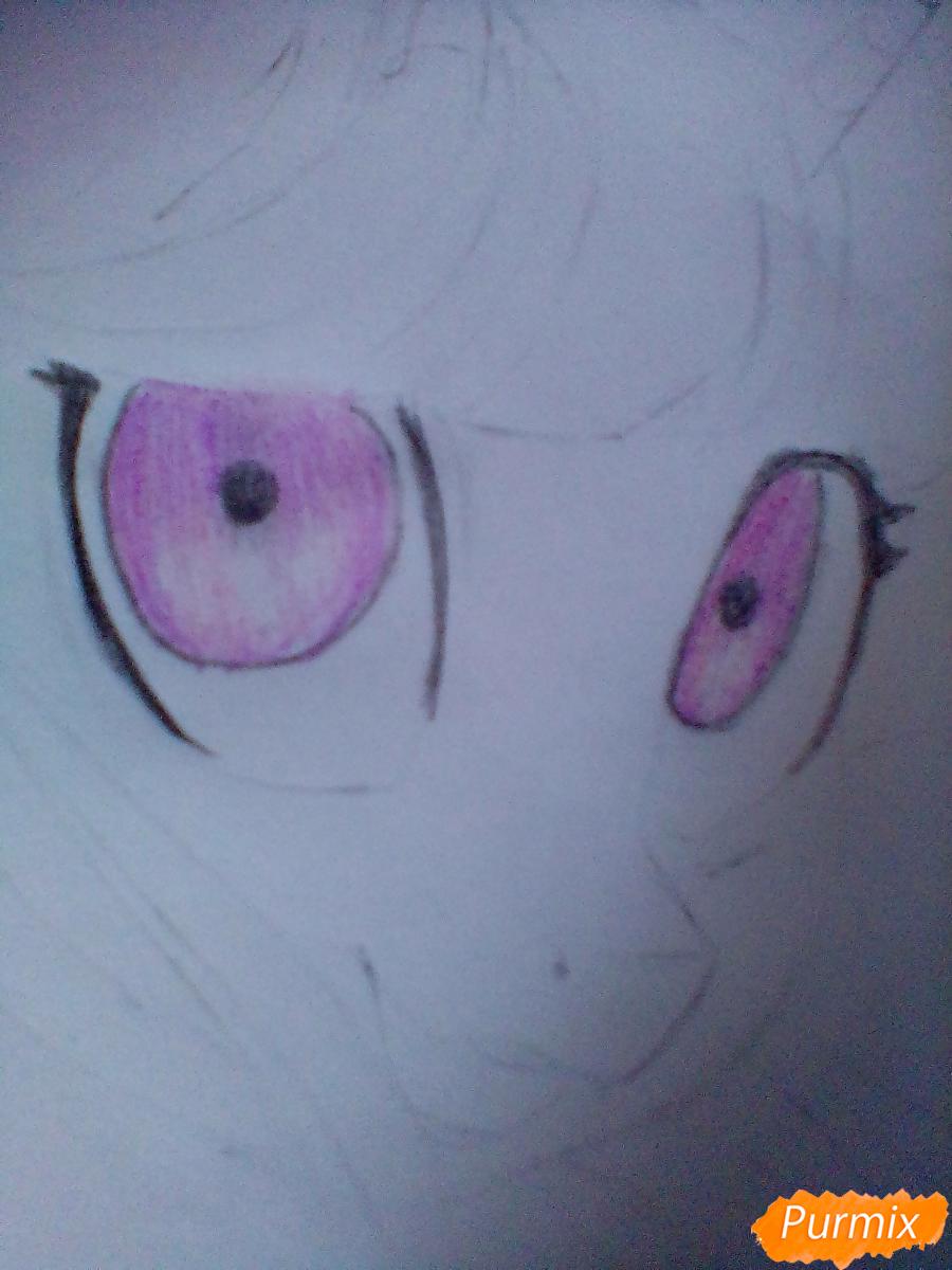Рисуем и раскрасить Twilight Sparkle - шаг 9