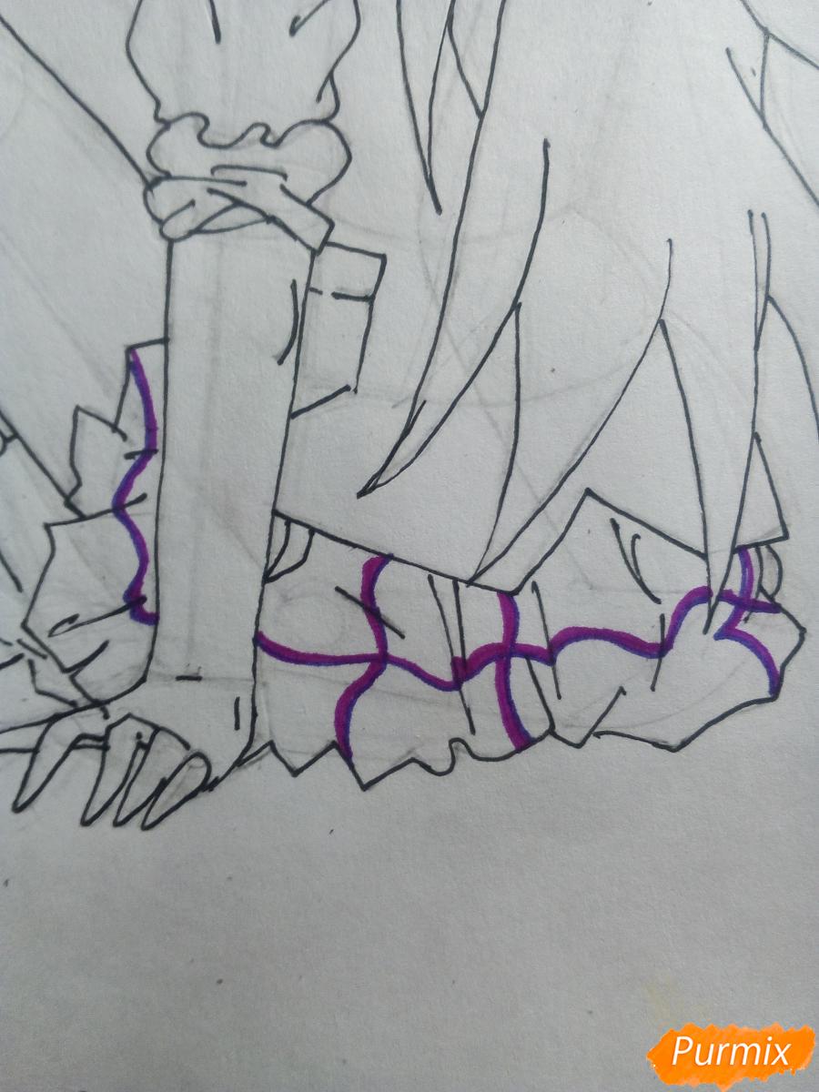 Рисуем Лемон Зест из Девочки из Эквестрии - шаг 9