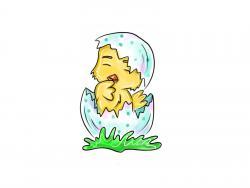 пасхального цыпленка