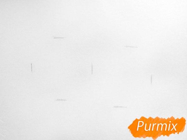 Рисуем болгарский, чили перец карандашами - шаг 1