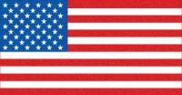 Фото флаг Америки (США) карандашом