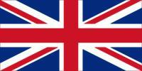 Фото Флаг Великобритании карандашом