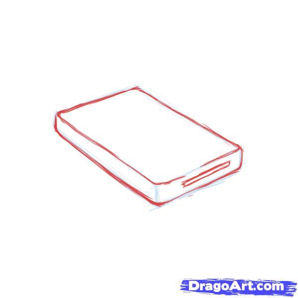 Рисуем iPod - шаг 2