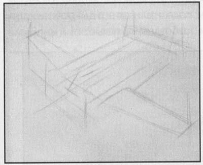 Рисуем Фокке-Вульф-189
