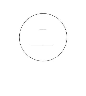 Рисуем лицо Блум вполоборот - шаг 1