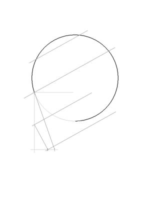 Рисуем лицо Блум в профиль - шаг 8