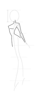 Рисуем Винкс   для начинающих - шаг 5