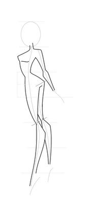 Рисуем Винкс   для начинающих - шаг 6
