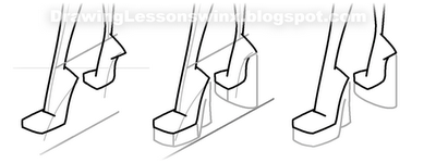Рисуем Винкс   для начинающих - шаг 7