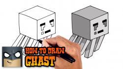 Гаста из Minecraft видео урок
