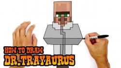 Фото Dr.Trayaurus из Minecraft  урок