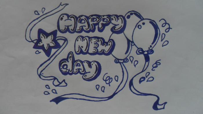 Спасибо хорошего, нарисованные картинки с надписями карандашом