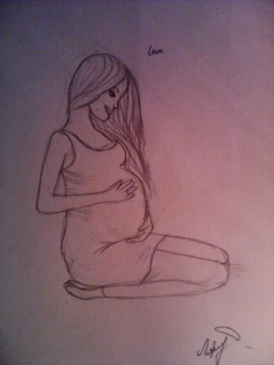 Картинки поэтапно беременности
